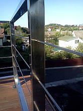 Тросове огородження терас