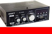 Усилитель звука Sony AK-699D + FM, USB, Суперцена