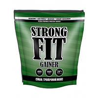 Strong Fit Гейнер 20% тропический микс 909 г.