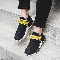 Женские кроссовки Adidas Pharrell x NMD 'Human Race' BB3068, Адидас НМД, фото 2