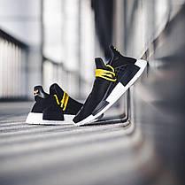 Женские кроссовки Adidas Pharrell x NMD 'Human Race' BB3068, Адидас НМД, фото 3