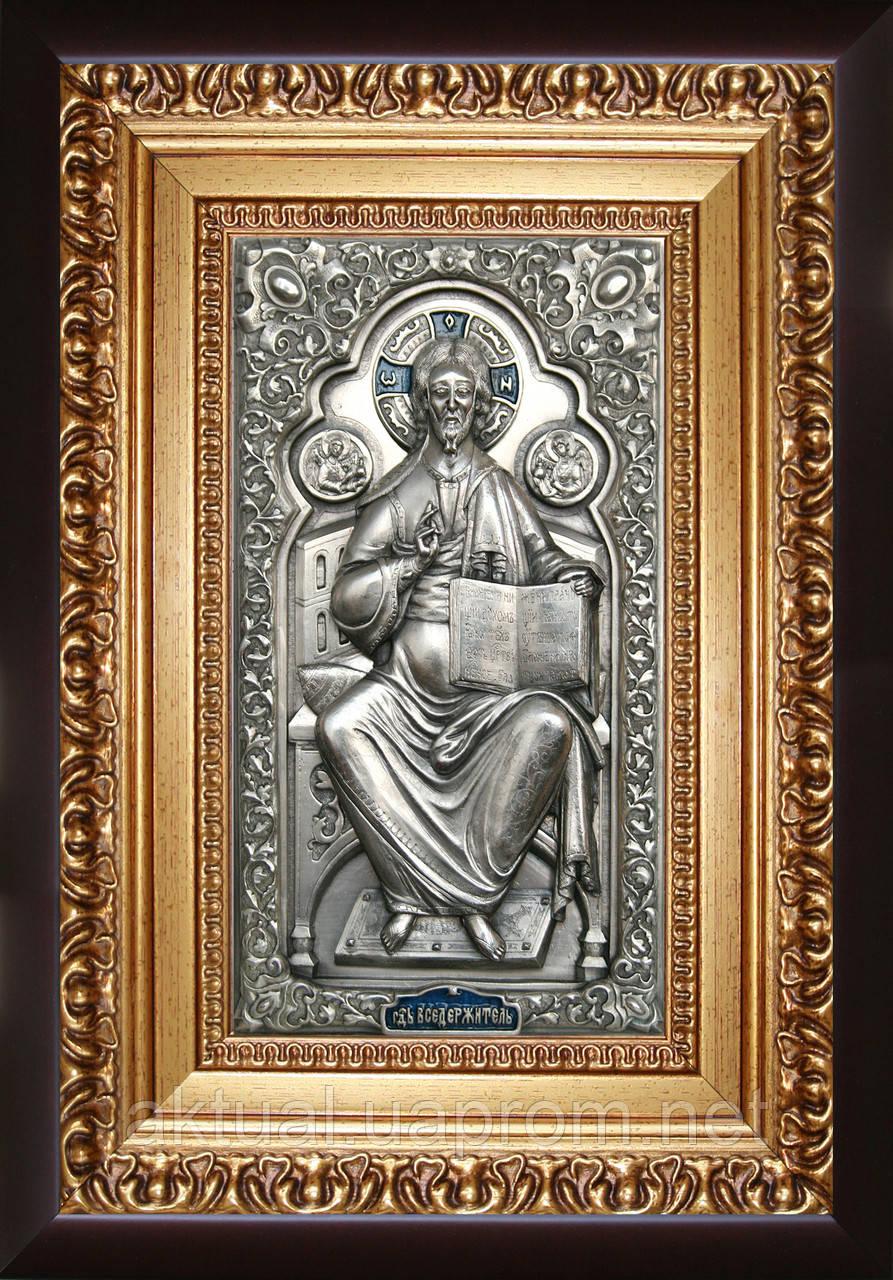 Икона Спас на престоле