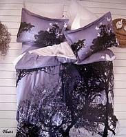 Комплект постельного белья Mariposa Satin Deluxe евро, 2095_blues Mariposa