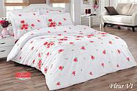 Комплект постельного белья Mariposa Satin Deluxe евро, 2095_fleur_v1 Mariposa