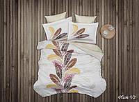 Комплект постельного белья Mariposa Satin Deluxe евро, 2095_plume_v2 Mariposa