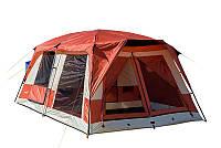 Туристическая палатка 6-и местная Coleman Эврика 1610