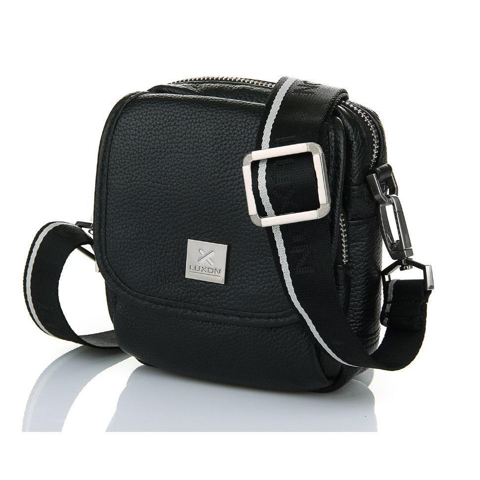 Небольшая кожаная сумка Luxon 1928-7