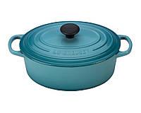 Овальная кастрюля - жаровня Le Creuset Oval Dutch Oven