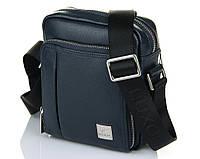 Небольшая сумка синего цвета Luxon