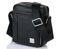 Небольшая сумка черного цвета Luxon