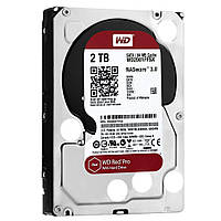 Жесткий диск Western Digital Red Pro 2TB 7200rpm 64MB WD2002FFSX 3.5 SATA III