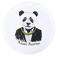 """Тарелка панда """"Мишка Япончик"""""""