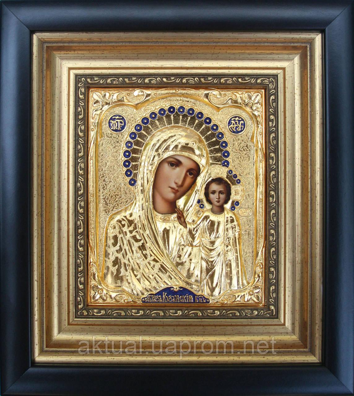 Икона Казанская  Богородица.