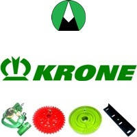 Запчастини до прес подборщикам Krone