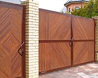 Распашные секционные ворота DoorHan 2,8м*2м