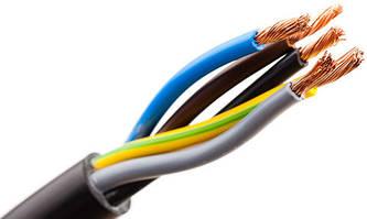 Кабель, провода, гофра, изолента, ремни затяжные, хомуты стяжные