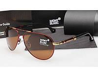 Солнцезащитные очки Montblanc (5512) copper