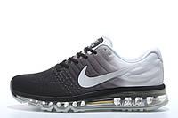 Кроссовки мужские Nike Air Max 2017 black-grey