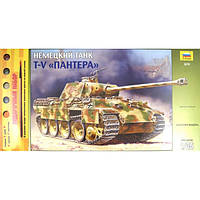 Подарочный набор Немецкий средний танк Пантера 1:35 Звезда (3678П)