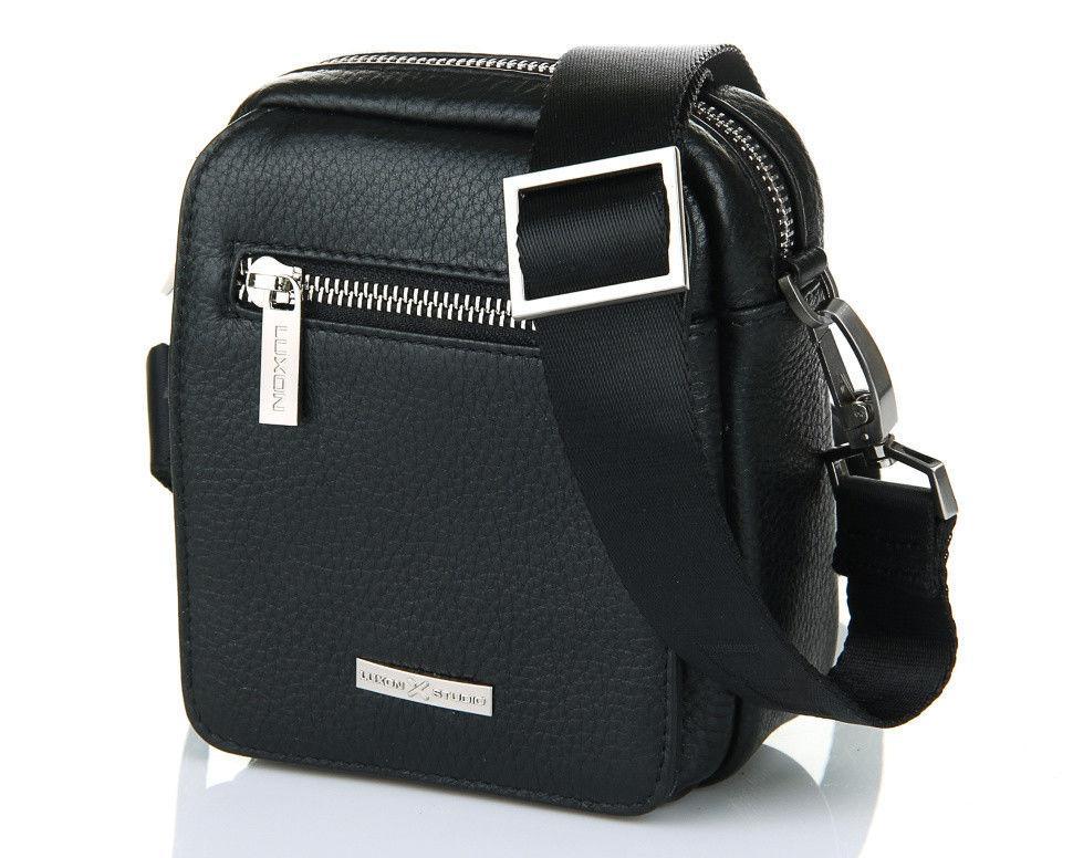 Небольшая кожаная сумка Luxon 89037-1