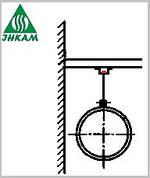 Крепление воздуховодов, трубопроводов, инженерного оборудования