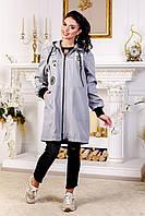 Куртка-ветровка женская демисезонная в 4х цветах В-1028 МФ 101999