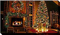 """Набор для вышивки бисером """"Рождество 2"""""""