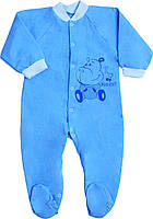 Комбинезон-человечек ясельный для малышей до 1,6 лет