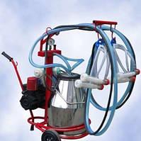 Доильный апарат Белка-2 для доения коз (до 40 гол./час.)