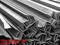 Уголок алюминиевый АМг5,6 размер 50х30х4 мм