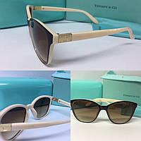 """Очки имиджевые коричневые """"Tiffany & Co"""""""