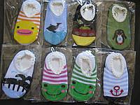Носочки-следочки с тормозами