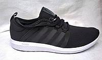 Мужские кроссовки Adidas Climacool bounse черные, размеры с 41 по 45