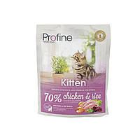 Profine Kitten корм для котят с курицей, 300 г