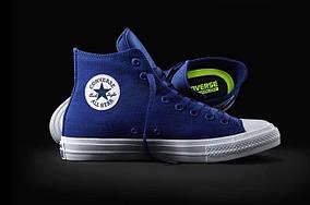 Кеды мужские Converse 2 The New Chuck Taylors, синие