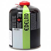 Резьбовой газовый баллон 450г Edelrid