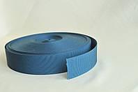 Лента ременная полиамидная 50 мм.индиго