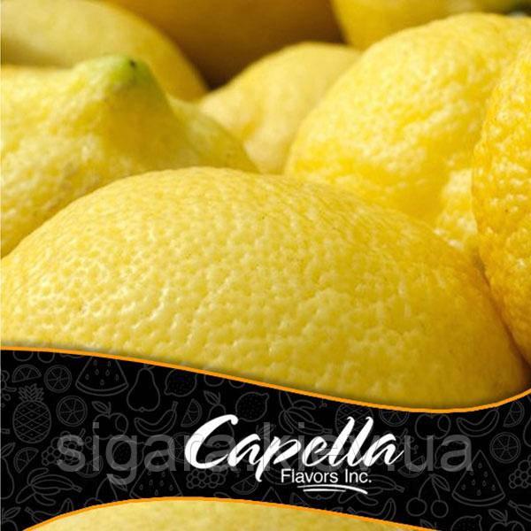 Italian Lemon Sicily (Сицилийский Лимон) - Capella, 5 мл