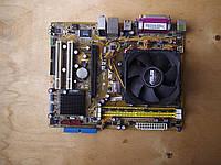 Комплект для апгрейда компьютера на основе материнской  платы ASUS  M2N-MX SE PLUS
