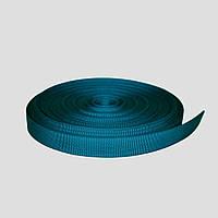 Лента ременная полиамидная 25 мм. индиго