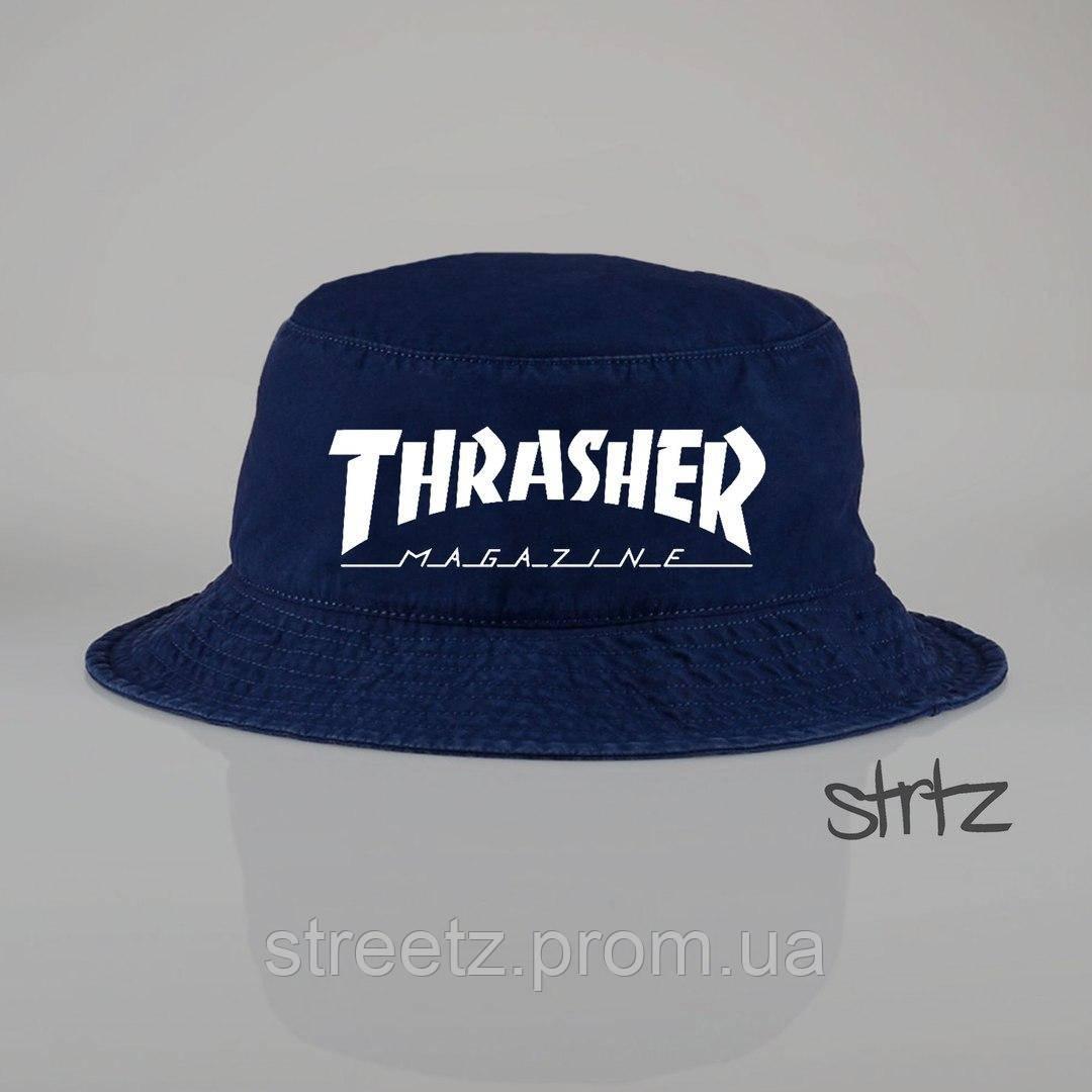 Панамка Thrasher Bucket Hat