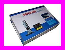 Комплект біксенону Bosch H4 xenon HID 6000K ( кріплення лампи та блоки
