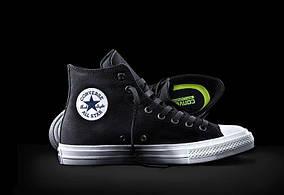 Кеды мужские Converse 2 The New Chuck Taylors, черные