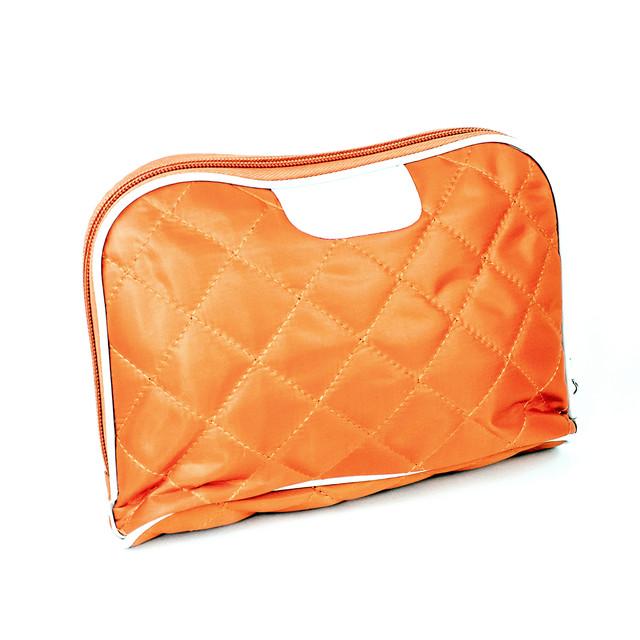 Косметичка оранжевая