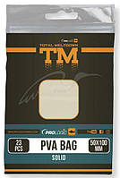 ПВА-пакет Prologic TM PVA Solid Bullet Bag W/Tape 15pcs 55X120mm