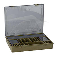 Коробка Prologic Tackle Organizer XL 1+6 BoxSystem (36.5x29x6cm)