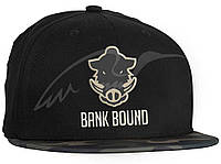 Кепка Prologic Bank Bound Flat Bill Cap Black/Camo