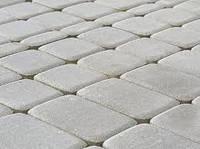 Тротуарная плитка серая высотой 4 см. «Старый город»