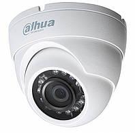 Уличная HD-CVI видеокамера Dahua DH-HAC-HDW1000M-S2 (2.8 мм)