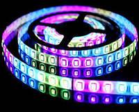 Светодиодная лента smd 5050 RGB IP65 60 диод/м